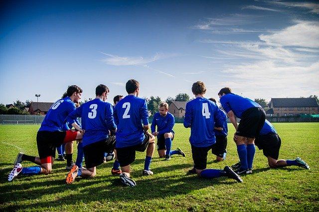 Rooms Katholieke Hunselse Voetbal Club in Hunsel